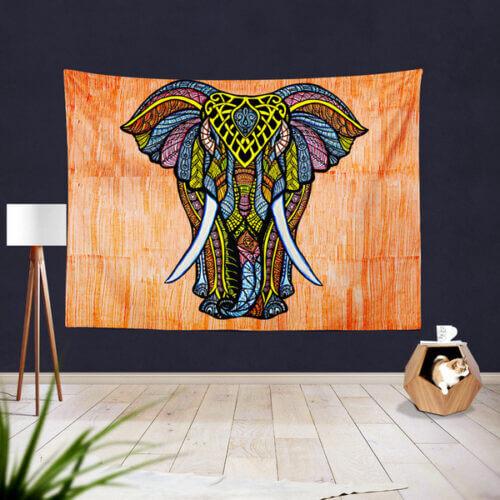 Slon peace zidna zastava HD upazi online prodavnica