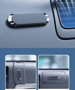 Magnetski drzac za sve telefone u kolima sa Rotacijom klasicana crna