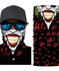 Joker film maske kod upazi novogodisnji