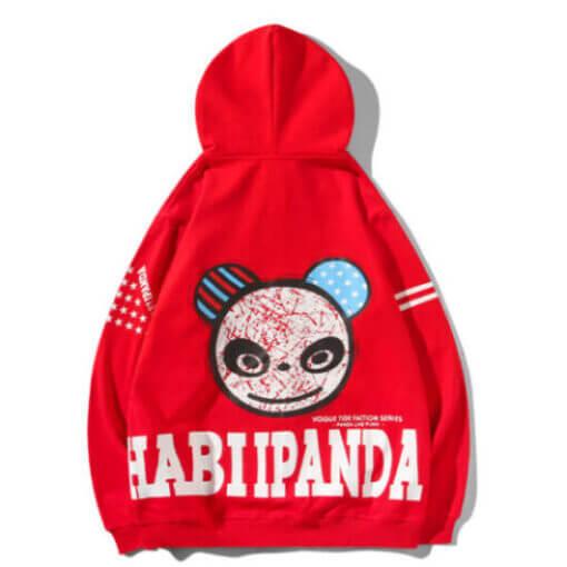 panda duks ziper dukserica sa kapuljacom upazishopoffical sajt site