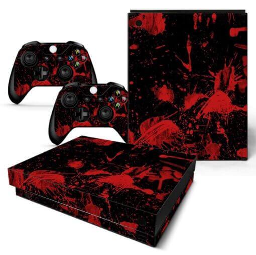 krvavi stiker stikeri upazi xbox microsoft joystick sticker upazi.rs