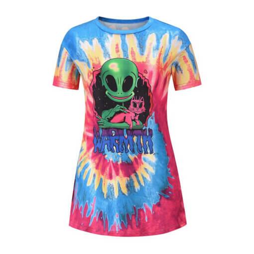 zenski duks oci svetla boja garderoba odeca obuca devojke povoljno snizeno vanzemaljac vanzemaljci
